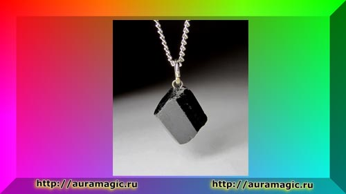 31 Турмалин черный - Шерл