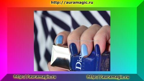 Сине-голубой манибкр , это защита от вампиров