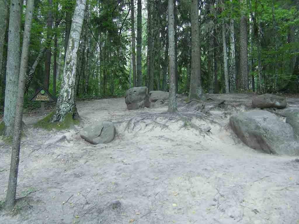 Целительные места в Латвии