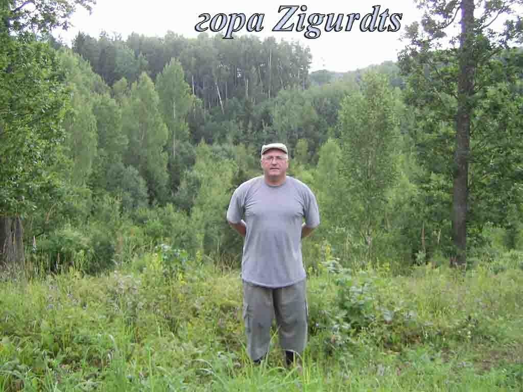 Священная гора Zigurds